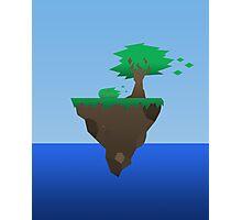 Floating Island Photographic Print