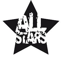 Allstars star stamp imprint by Style-O-Mat