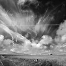 Cloud Formation over Pickers Hill, Sussex by Chester Tugwell