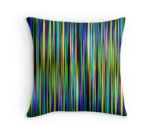 Aberration IV [iPhone / iPad / iPod Case] Throw Pillow