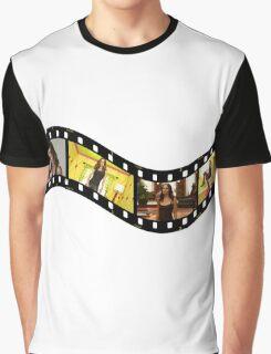 Dollhouse Echo Eliza Dushku Graphic T-Shirt
