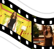 Dollhouse Echo Eliza Dushku Sticker