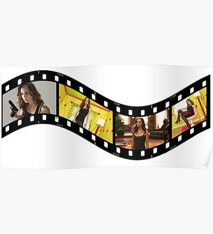 Dollhouse Echo Eliza Dushku Poster