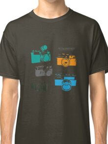Vintage Cameras - The 35mm Rangefinder Classic T-Shirt