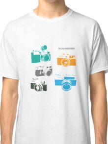 Vintage Cameras - The 35mm Rangefinder Classic T-Shirt