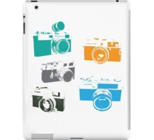 Vintage Cameras - The 35mm Rangefinder iPad Case/Skin