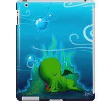 Sleeping Cthulhu iPad Case/Skin