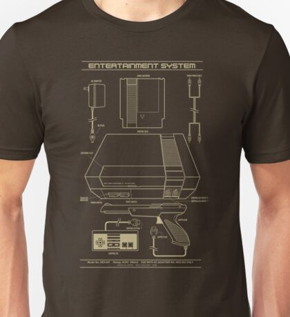 Entertainment System T-Shirt