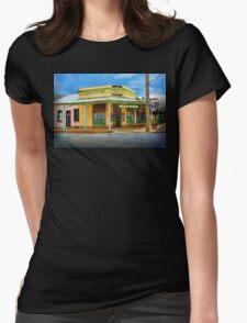 Beechworth Ice Creamery Womens Fitted T-Shirt