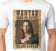 Buffy Drusilla Wanted 3 Unisex T-Shirt