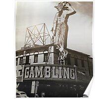Old Downtown Las Vegas Poster
