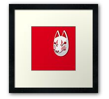 Japan 5 - Kitsune Framed Print