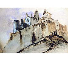 The Chateau of Vianden Photographic Print