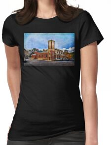 Carcoar Post Office Womens Fitted T-Shirt