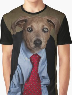 Shelter Pets Project - Mr. Burns Graphic T-Shirt