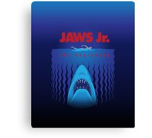 Jaws Jr. Canvas Print