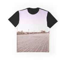 Boardwalk Graphic T-Shirt