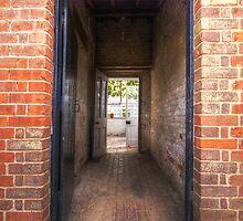 Corridor by Nigel Bangert