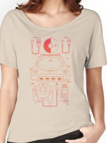 The Dream Machine Women's Relaxed Fit T-Shirt