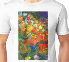 Tulips Tumble Unisex T-Shirt