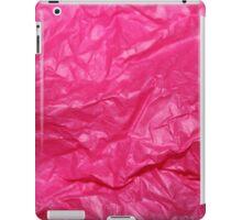 Hot Pink Tissue iPad Case/Skin