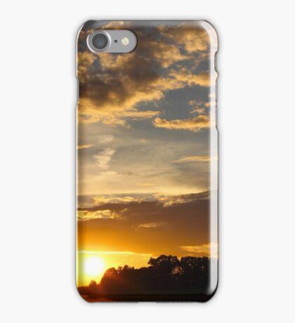 Missouri Sunset iPhone Case/Skin