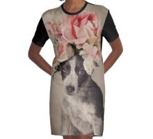 Shelter Pets Project - Opal Graphic T-Shirt Dress