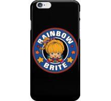 Rainbow Brite iPhone Case/Skin