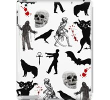 Horror iPad Case/Skin