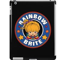 Rainbow Brite iPad Case/Skin
