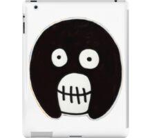 Boosh Skull - Black iPad Case/Skin