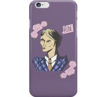 A Man's Gotta Eat iPhone Case/Skin