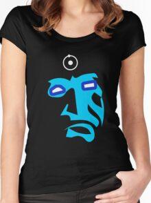 Dr Manhattan Women's Fitted Scoop T-Shirt