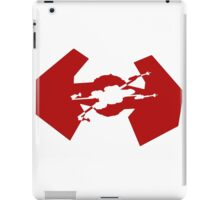 Star Wars Episode IV Minimalism Battle iPad Case/Skin