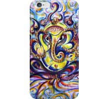 AUM GANESHA - BLISS iPhone Case/Skin