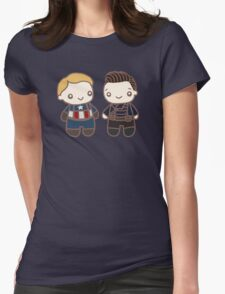 HC1 Duo Womens Fitted T-Shirt