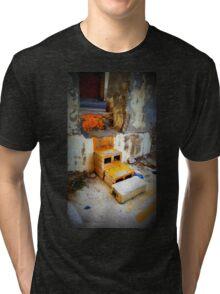 Stairway To... Tri-blend T-Shirt