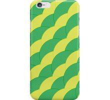 Waves and waves.  iPhone Case/Skin