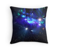 """Phishin' at MSG 2"" Throw Pillow"