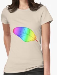 MLP - Cutie Mark Rainbow Special – Featherweight Womens Fitted T-Shirt