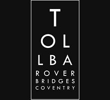 Tollbar Overbridges Coventry (on dark) Classic T-Shirt