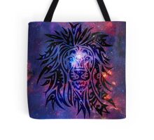 Like a Lion In a Galaxy Tote Bag