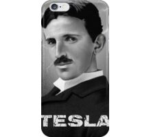 Nikola Tesla iPhone Case/Skin