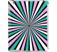 Funky retro pattern iPad Case/Skin