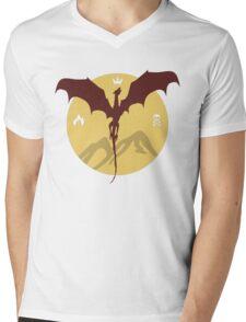 Smaug The Stupendous Mens V-Neck T-Shirt