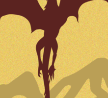 Smaug The Stupendous Sticker