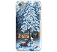 Pit Stop iPhone Case/Skin