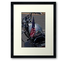 Patriot Guard Riders Framed Print