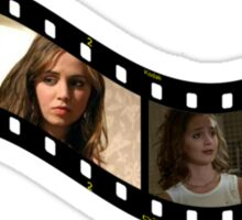 Buffy Faith Eliza Dushku 2 Sticker
