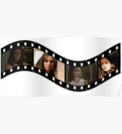 Buffy Faith Eliza Dushku 2 Poster